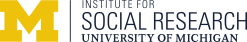 I S R, Institute for Social Research at the University of Michigan
